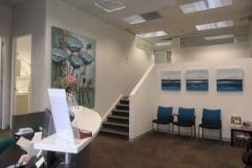 A View from Reception Area