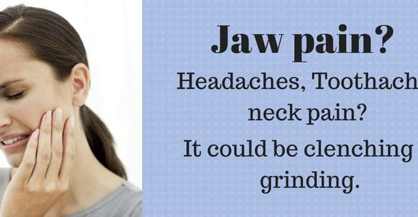 Jaw pain? Headaches? Neck pain? Dental care could be your solution.